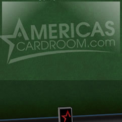 Americas Cardroom Poker Table