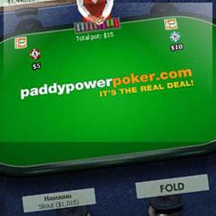 Paddy Poker Software