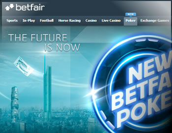Betfair $2000 Poker Bonus