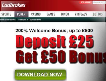 Full Tilt Poker $600 Bonus
