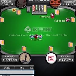 PokerStars Makes Online Poker Tournament History – Again