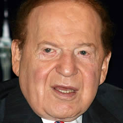 Sheldon Adelson to Continue on Anti-Internet Gambling Quest