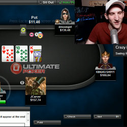 Live Poker Broadcasts At Twitch TV Driving Online Traffic Higher
