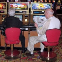 Casino Revenues Hit By Growing Generation Gap