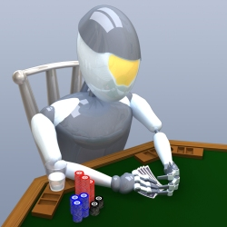 Poker Robots Becoming Ever More Sophisticated