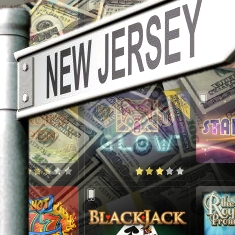 NJ iGambling to Surpass $200 million in 2017