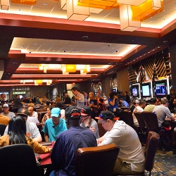 Live Poker Table Numbers Continue to Fall
