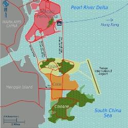 A Tour Of Macau's Cotai Strip
