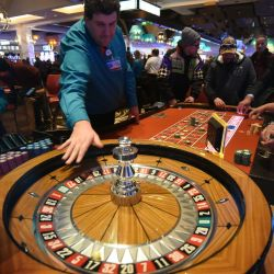 New York's Expanded Casino Industry Below Forecasts