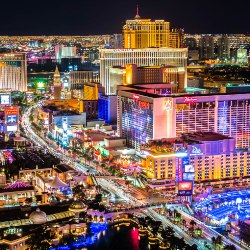 Nevada Casinos Derive 42.4% of Revenues from Gambling in 2017