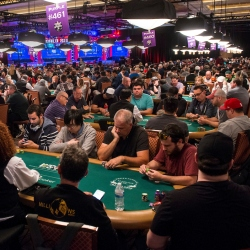 2018 WSOP Main Event Field Second-Largest in History