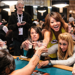 Female Participation at WSOP Lowest in Six Years at Just 4.86%