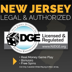 New Jersey iGambling Hits All-Time High of $25.9M in July