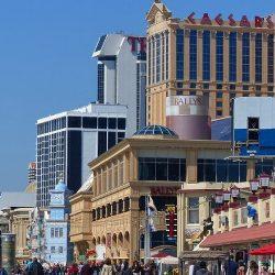 Atlantic City Casino Revenue Surges 24% to $304m in August