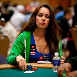Liv Boeree Engages Audience at Her Second TED Talk of 2018