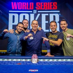 Tamir Segal Wins 2018 WSOP Europe COLOSSUS for €203,820
