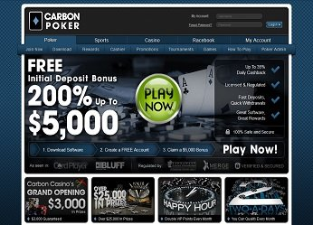 Carbon Poker VIdeo Review