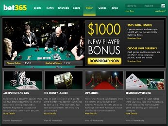 Bet365 Poker Video Review