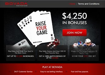 Bovada Video Review