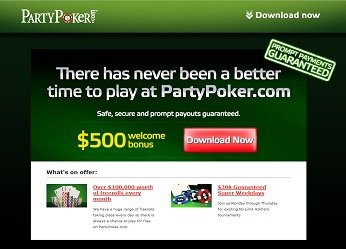 Party Poker Video Review